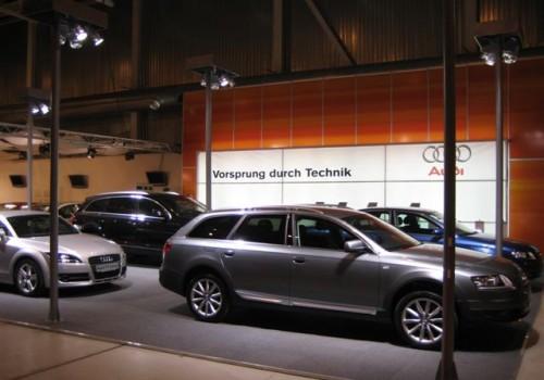 Audi/Tartu Motoshow